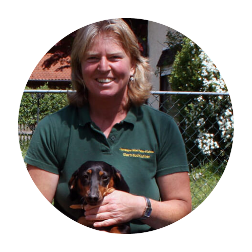 Gertraud Kufner Betreuerin Hundepension Kufner-Palm
